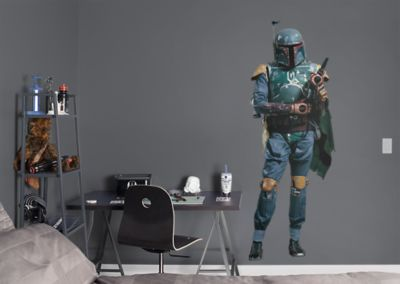 Star Wars: The Force Awakens Moments Collection Fathead Wall Decal