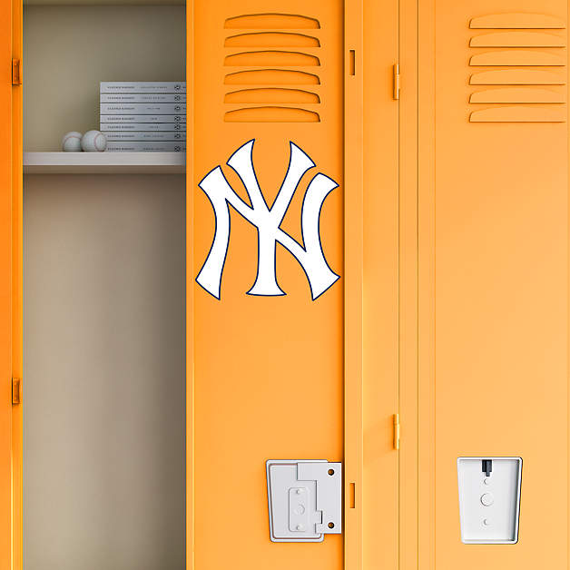 New York Yankees Logo Teammate decal
