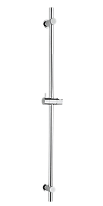 ADJUSTABLE SLIDE BAR HANDSHOWER SET 6012000PC