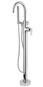Floor Mounted Tub Filler 601360CPC