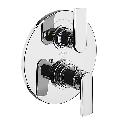 """Vitrina ½"""" Thermostatic Trim With Diverter And Volume Control 6069100PC"""