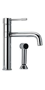 Single Control Kitchen w/ Side Spray 7857400PC