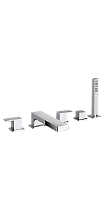 5-Hole Roman Tub Kit 8410500PC