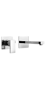 "8"" Wall Mounted Lavatory 842080CPC"