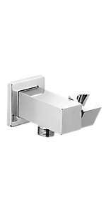 Square Shower Holder With Intake 8448000PC