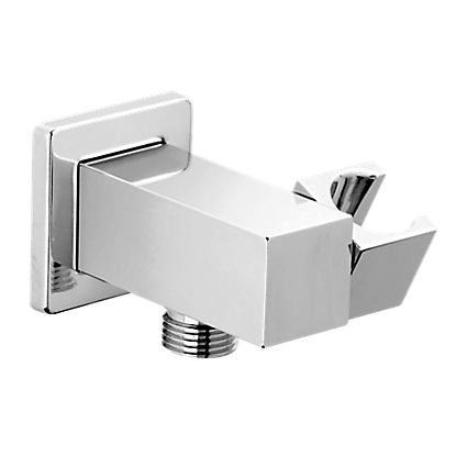 Abruzzo Square Shower Holder With Intake 8448000PC