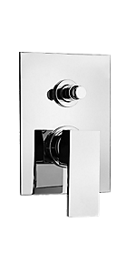 P/B Shower  Trim Only, PC 84787SQPC
