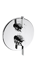 """1/2"""" Thermostatic Trim With Volume Control 92690L0PC"""