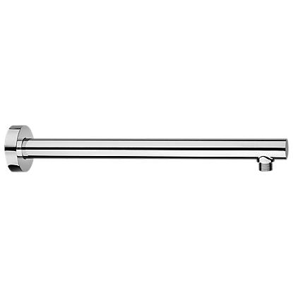 "Brera Supported Shower Arm Round 12"" 92745SPPC"