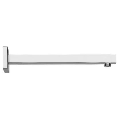 "Abruzzo Supported Shower Arm Square 16"" 94745S2PC"
