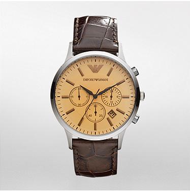 new list half price great quality Classic Watch AR2433 | EMPORIO ARMANI®
