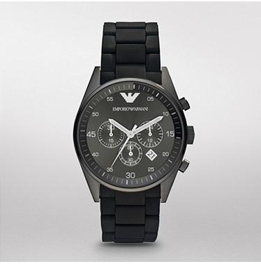 best selling cheaper elegant shoes Sportivo Watch AR5889 | EMPORIO ARMANI®