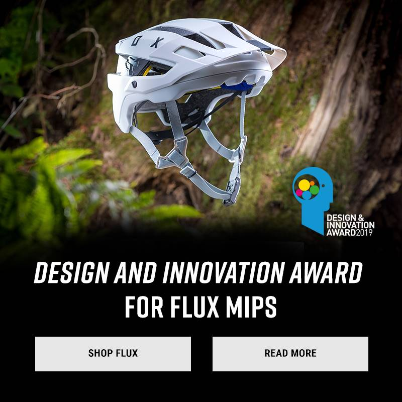 Design and Innovation Award for Flux Mips