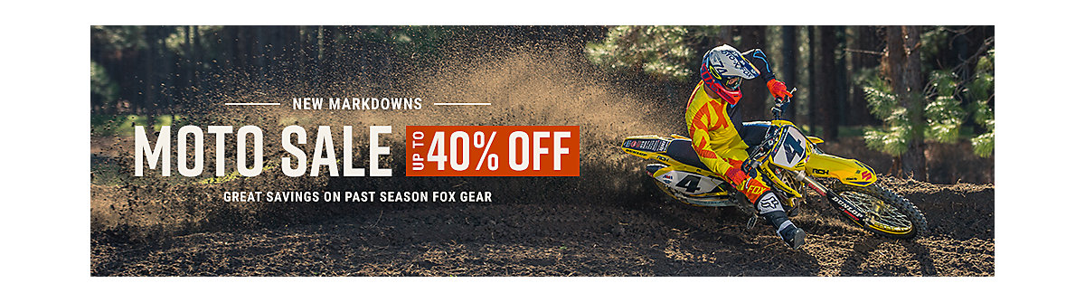 MX Sale - Up to 40% Off