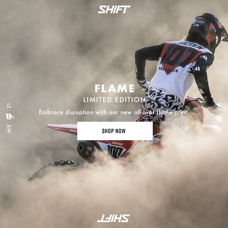 Shift Flame Limited Edition