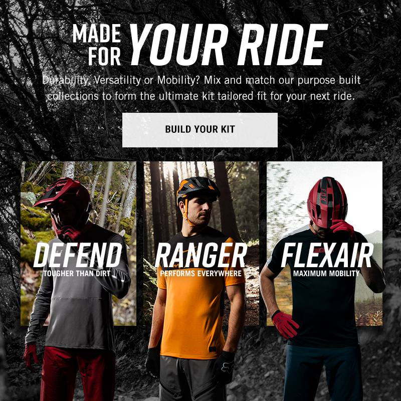 Build your MTB Kit