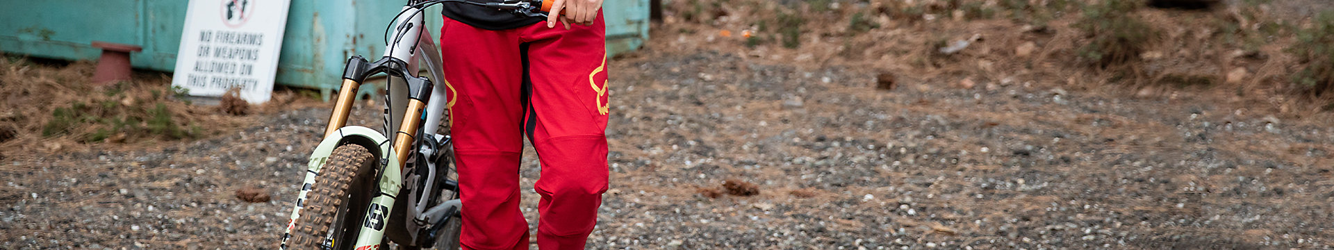 Fox Mountain Bike Pants