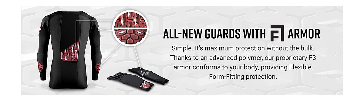 All-New Guards with F3 Armor