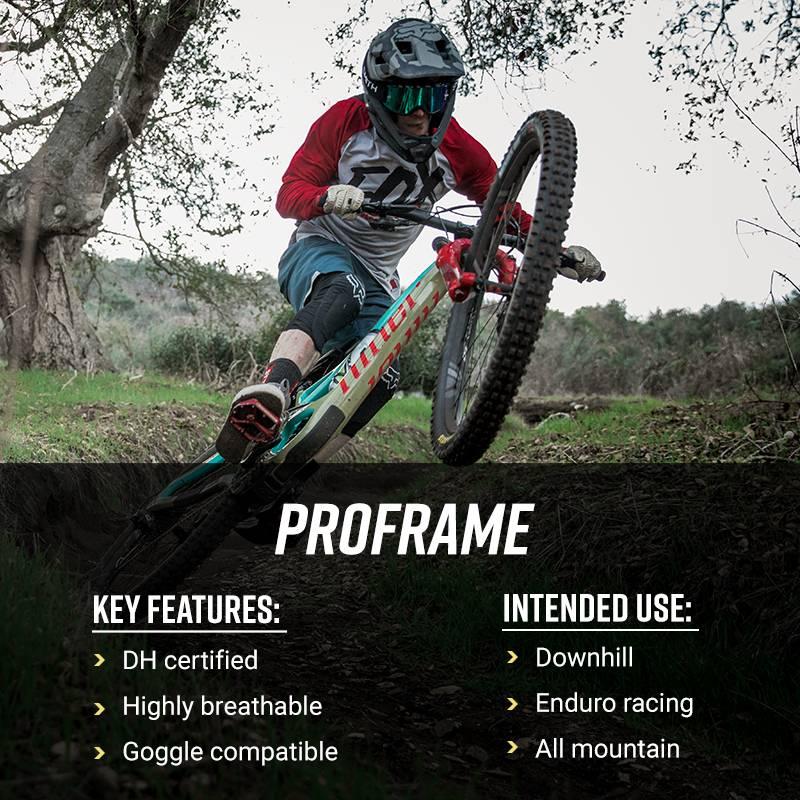 dfacf94d Proframe Helmets - Fox Racing® MTB - Official FoxRacing.com