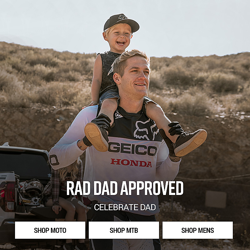 Rad Dad approved