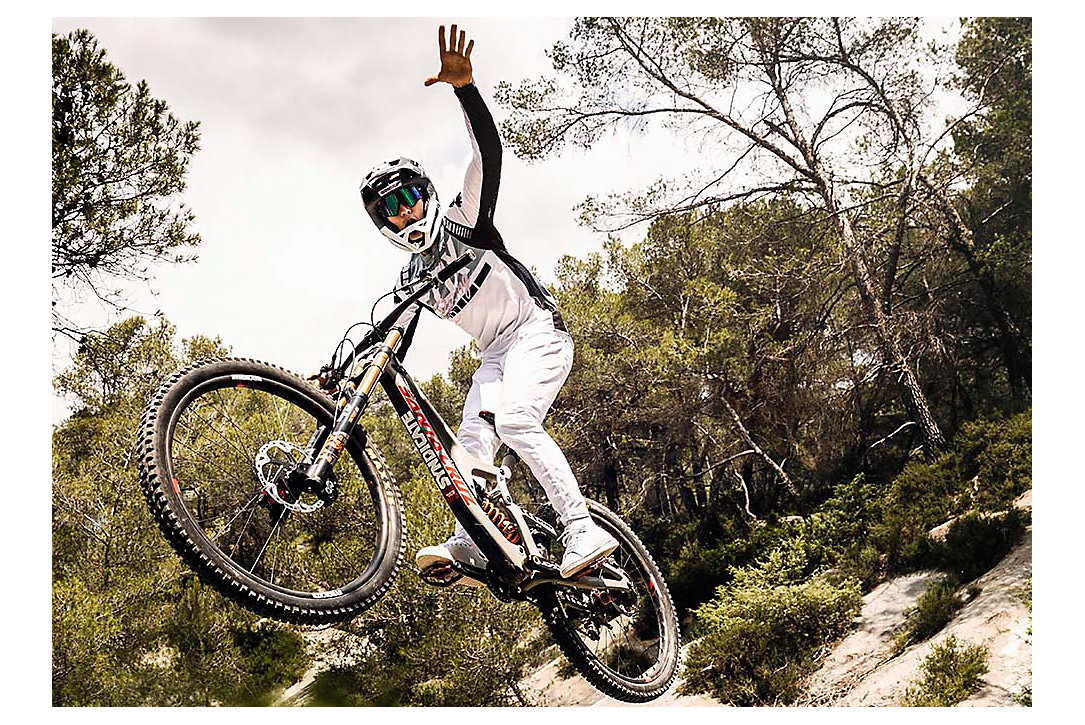 FOX Racing Demo Shorts Mountain Bike Cool Men/'s MTB DH Swimming Beach Shorts DE