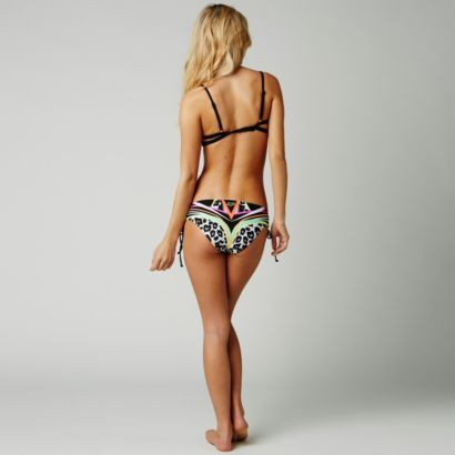 Fraction Lace Up Bottom