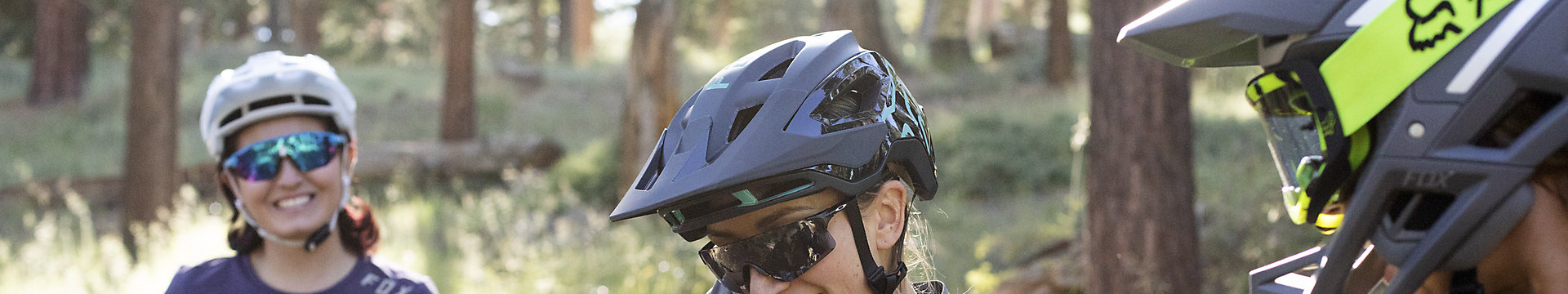 Fox Mountain Bike Helmets