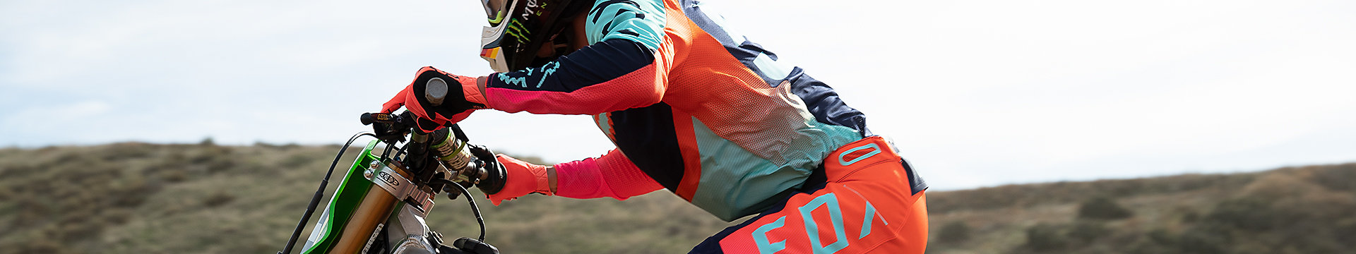 Fox Motocross Jerseys