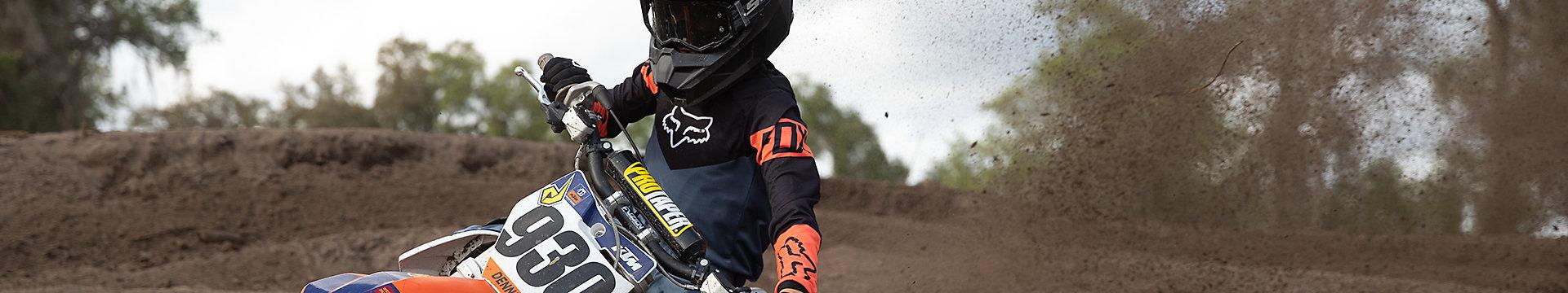 Fox Motocross Handschoenen