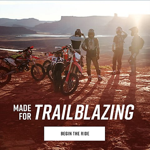 Made for Trailblazing