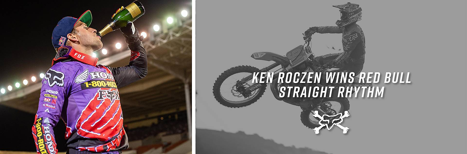 Ken Roczen Wins Red Bull Straight Rhythm