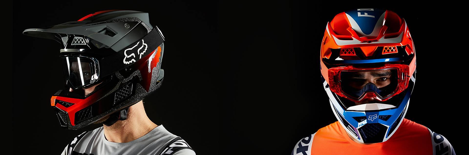 V3 RS Motocross Helmets