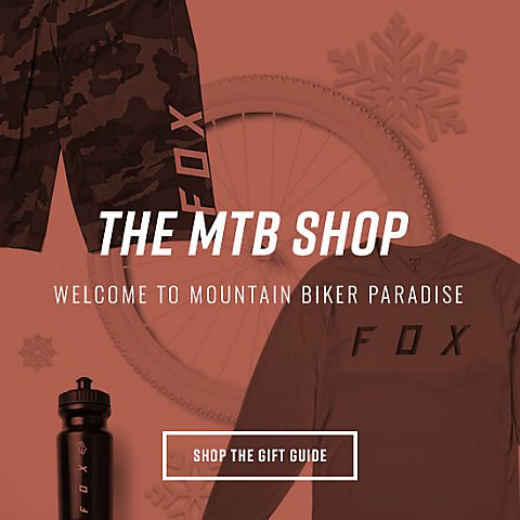 Fox MTB New Arrivals