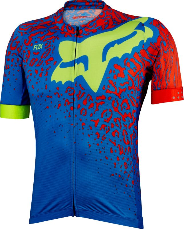 Ascent Comp S/S Jersey | Fox Racing - Canada