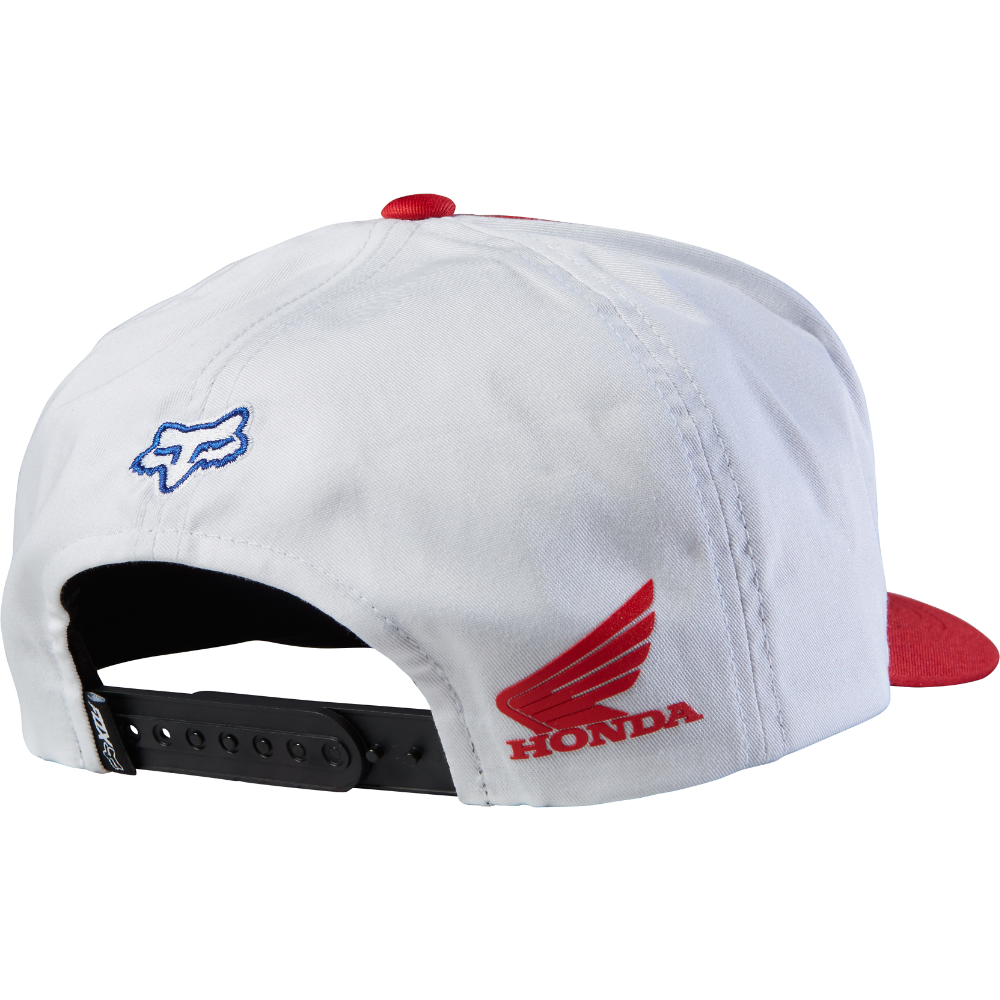 Gorra Fox Honda Racing Premium Original Usa - Flexfit  e9687786924