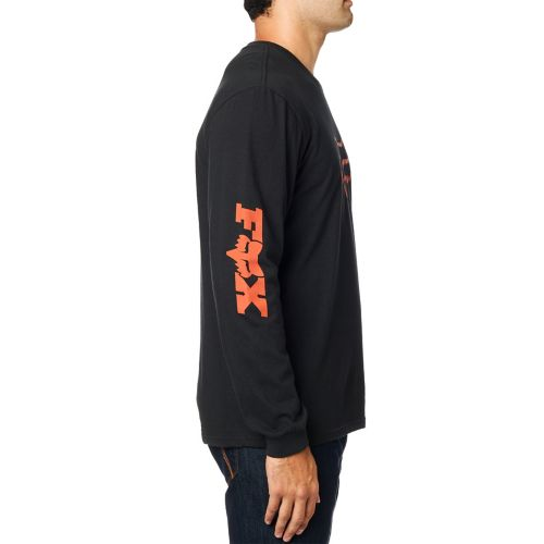FINISHER LS TEE [BLK] XL | Fox Racing - España