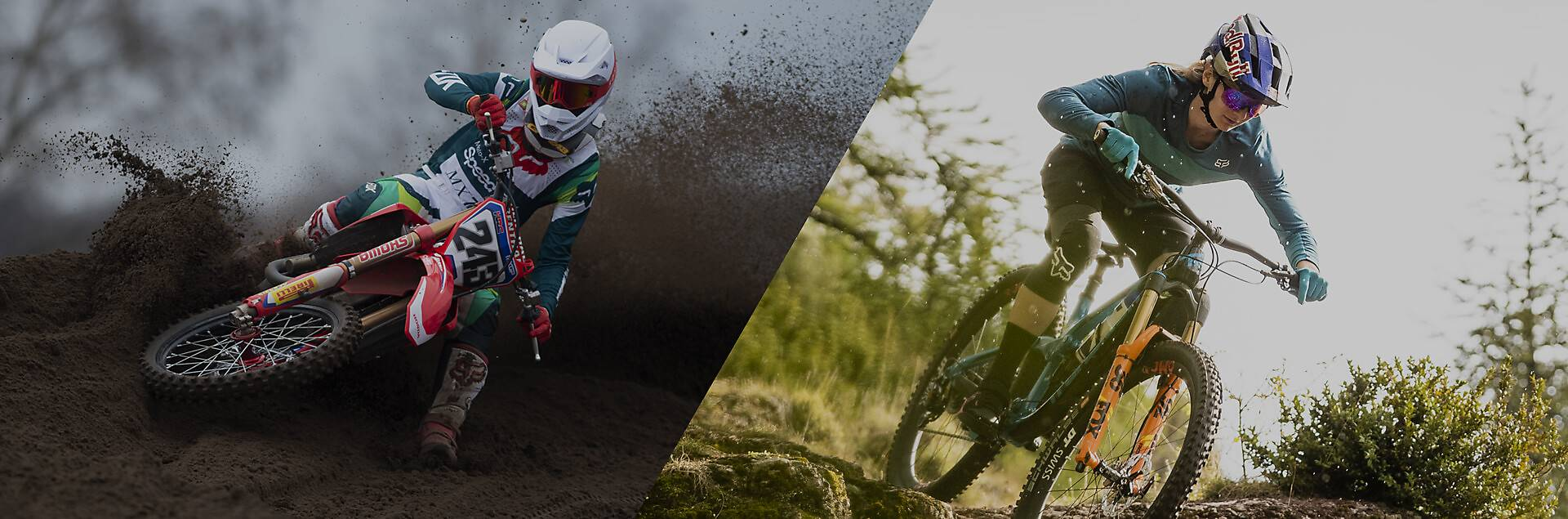 Fox Racing® Official Site Moto, MTB, Men, Women & Youth
