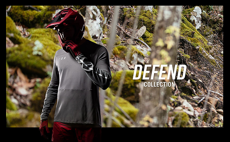 Fox Defend Collection