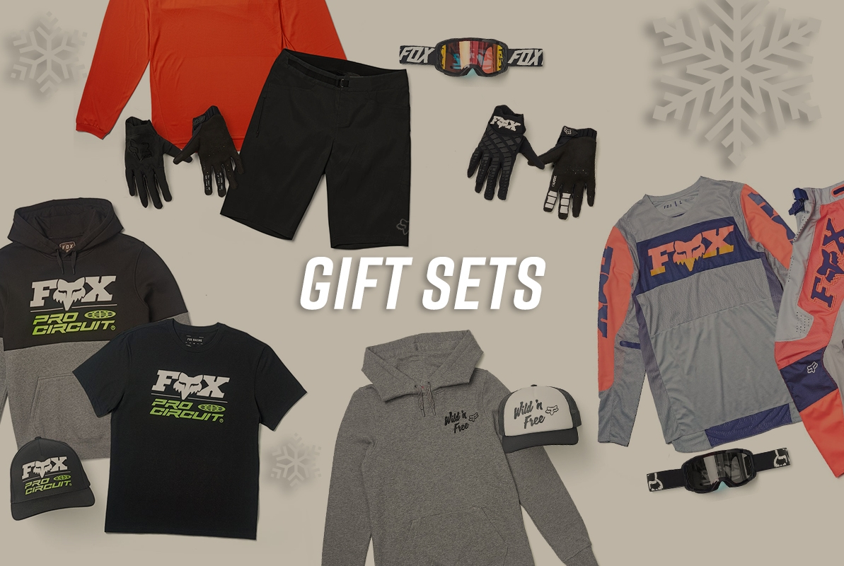 Fox Christmas Gift Guide - Gift Sets