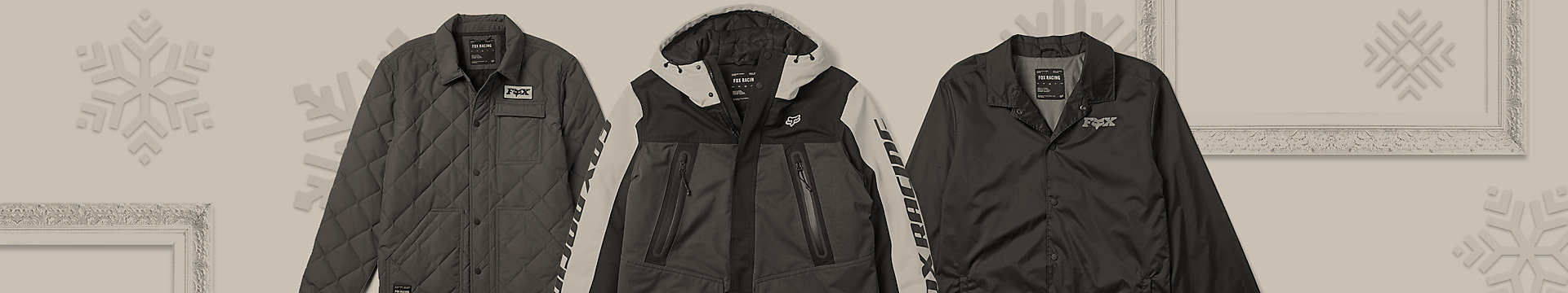 Fox Christmas Gift Guide - Jackets