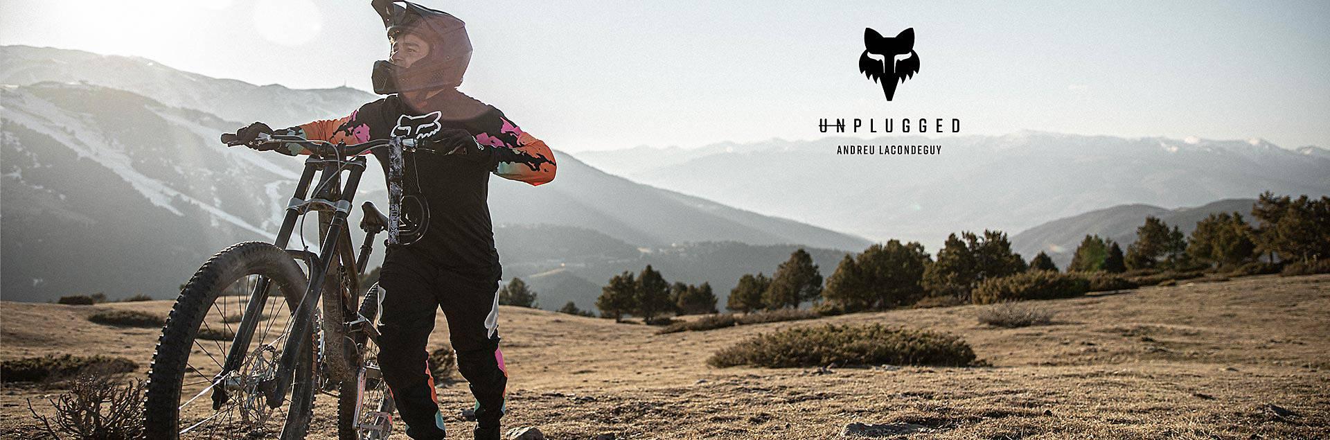 Fox MTB SP21 Unplugged Andreu Lacondeguy
