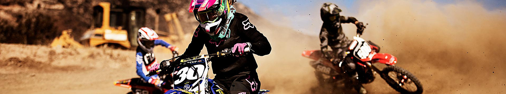 Gants Motocross Fox