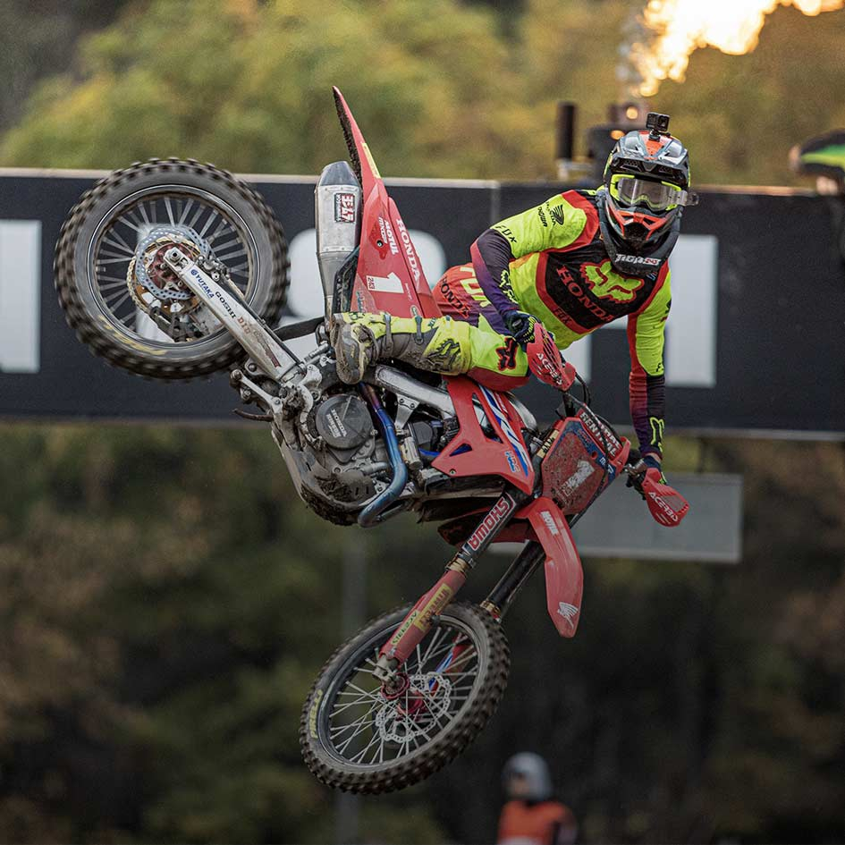 GAJSER WORLD CHAMPION