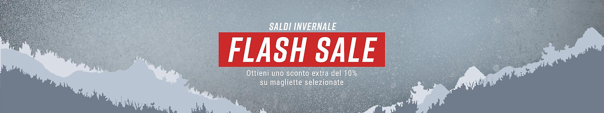 Fox Winter Sale - Flash Sale
