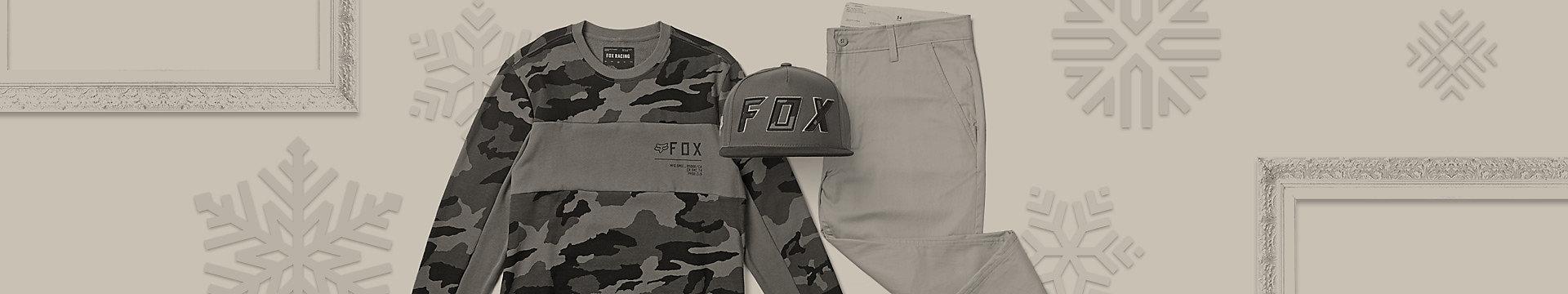 Fox Men's T-shirts