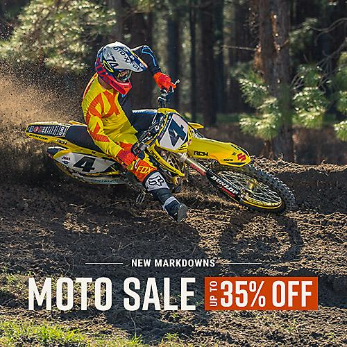 MOTO SALE UP TO 35% OFF