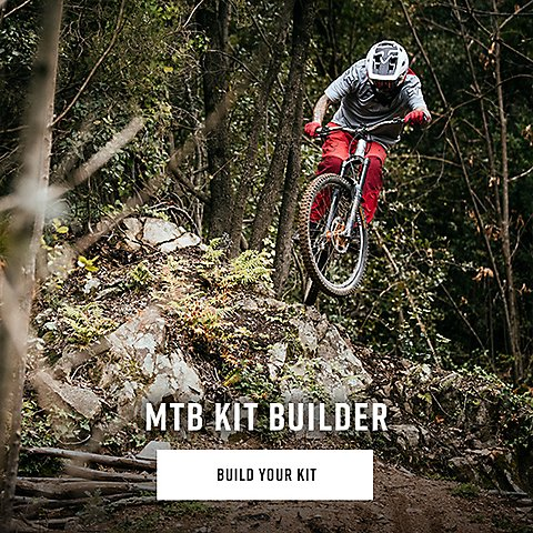 Fox MTB Kit Builder