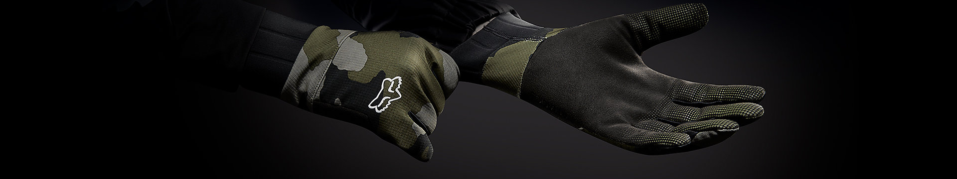 Youth MTB Gloves