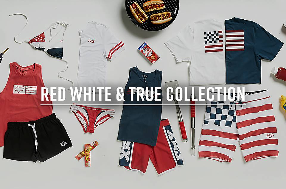 Red White & True Collection
