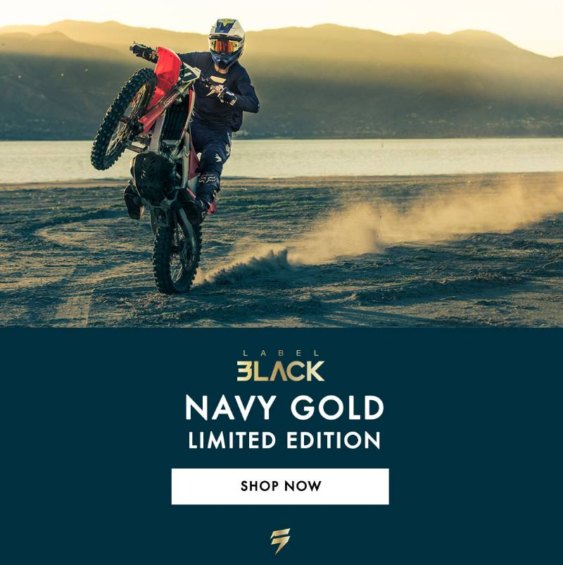 Navy & Gold Limited Edition